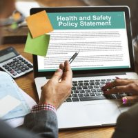 Is consultation on health and safety required before a return to work?