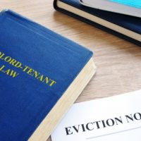 Residential landlords – tenant evictions banned until at least next January
